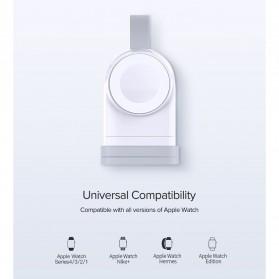UGREEN USB Apple Watch Magnetic Charging Dock MFi - CD144 - White - 6