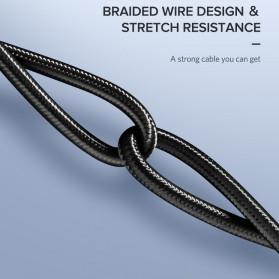 UGREEN Kabel USB Type C ke AUX 3.5mm HiFi 1 Meter - AV143 - Gray - 9
