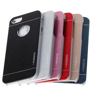 new style f44ea 2bb86 TORU Motomo Aluminium Case with Logo Cut for iPhone 6 - Red -  JakartaNotebook.com