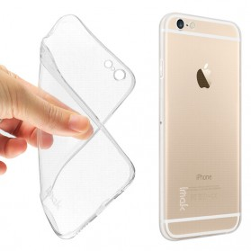 Imak Ultra Thin TPU Case for Apple iPhone 6 - Transparent