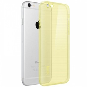 Imak Ultra Thin TPU Case for Apple iPhone 6 - Golden