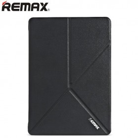 Remax Transformer Series Leather Case for iPad Air 2 - Black