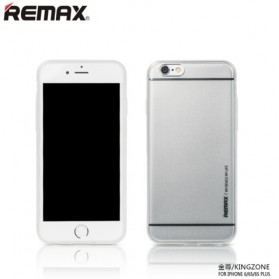 Remax Kingzone Series TPU Protective Soft Case for iPhone 6/6s - Silver