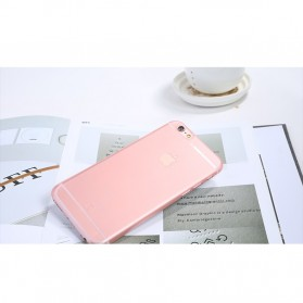 Remax Empty Series TPU Case 0.5mm for iPhone 6/6s - Rose Gold