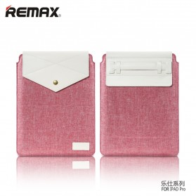 Remax Happy Leshi Series Storage Bag for iPad Pro 12.9 Inch - Pink
