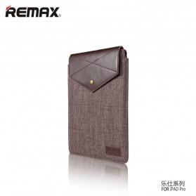 Remax Happy Leshi Series Storage Bag for iPad Pro 12.9 Inch - Pink - 2