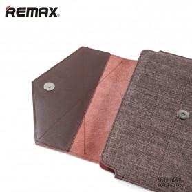 Remax Happy Leshi Series Storage Bag for iPad Pro 12.9 Inch - Pink - 3