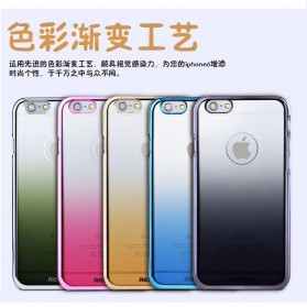 Remax Yee Colour Series Cases for iPhone 6/6s - Golden - 6