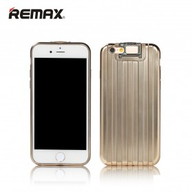 Remax Travel Series TPU Case for iPhone 6/6s - Golden
