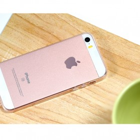 Remax Crystal Series TPU Protective Soft Case for iPhone 5/5s/SE - Transparent - 12