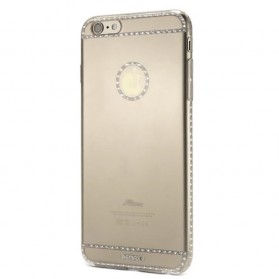 Remax Sunshine Series TPU Case for iPhone 5/5s/SE - Gray