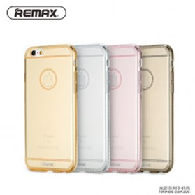 Remax Sunshine Series TPU Case for iPhone 5/5s/SE - Gray - 7