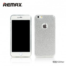 Remax Glitter Series Case for iPhone 5/5s/SE - Silver