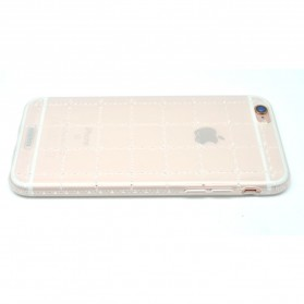 Remax Clear Series for iPhone 6/6s - White - 3