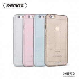 Remax Clear Series for iPhone 6/6s - White - 10