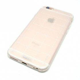 Remax Clear Series for iPhone 6 Plus - White - 2