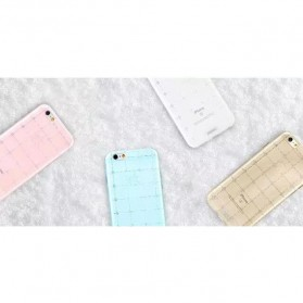 Remax Clear Series for iPhone 6 Plus - White - 7