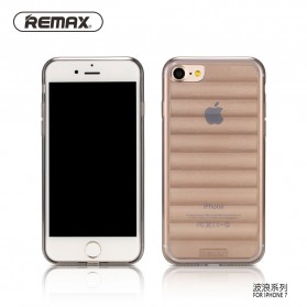Remax Wave Series TPU Protective Soft Case for iPhone 7/8 - Gray