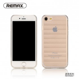 Remax Wave Series TPU Protective Soft Case for iPhone 7/8 - Transparent