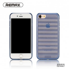 Remax Wave Series TPU Protective Soft Case for iPhone 7/8 - Blue