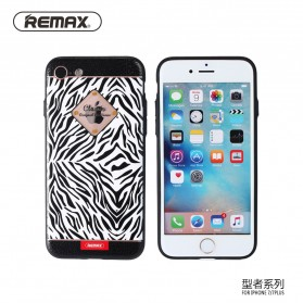 Remax Sinche Series Hard Case for iPhone 7/8 - Black White