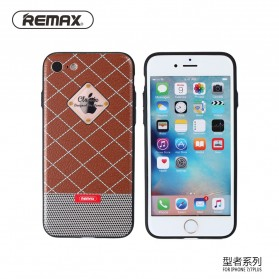 Remax Sinche Series Hard Case for iPhone 7/8 - Brown