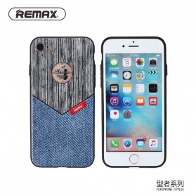 Remax Sinche Series Hard Case for iPhone 7 - Blue
