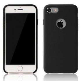Remax Kellen Series Hard Case for iPhone 7/8 Plus - Black