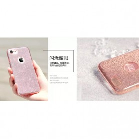 Remax Glitter Series Case for iPhone 7/8 Plus - Silver - 3