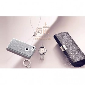 Remax Glitter Series Case for iPhone 7/8 Plus - Silver - 9