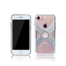 Remax X Series Hardcase for iPhone 7/8 - Silver