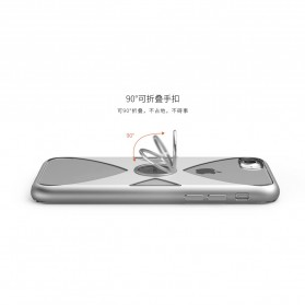 Remax X Series Hardcase for iPhone 7/8 - Silver - 4