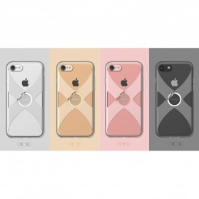 Remax X Series Hardcase for iPhone 7/8 - Silver - 8