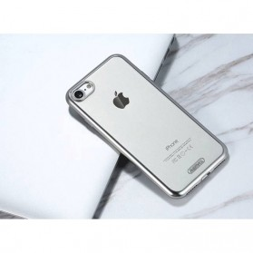 Remax Light Wing Series TPU Case for iPhone 7/8 - Silver - 2