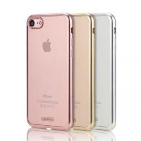 Remax Light Wing Series TPU Case for iPhone 7/8 - Silver - 9