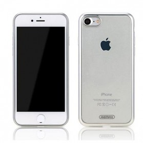 Remax Light Wing Series TPU Case for iPhone 7/8 Plus - Silver