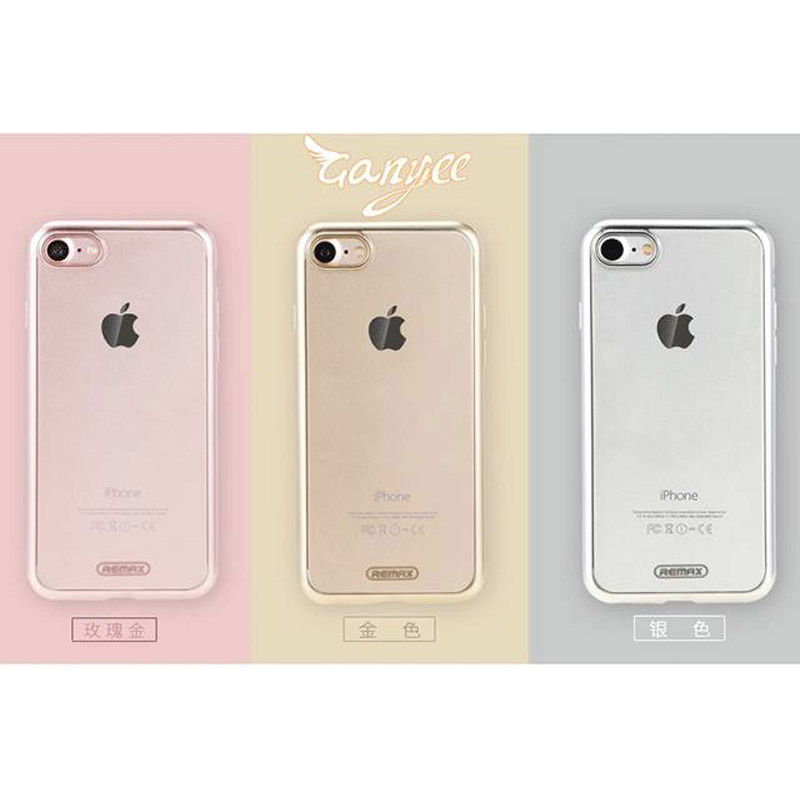 Remax Light Wing Series Tpu Case For Iphone 7 8 Plus