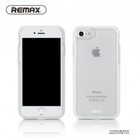Remax Chenim Series TPU Case for iPhone 7/8 - White