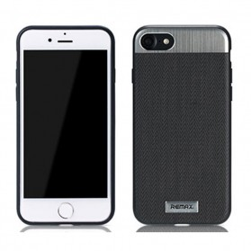 Remax Mins Series Hard Case for iPhone 7/8 Plus - Black