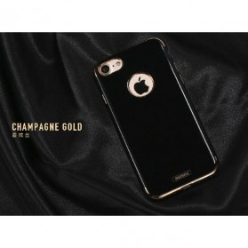 Remax Jerry Series Soft Case for iPhone 7/8 - Champagne Gold - 2