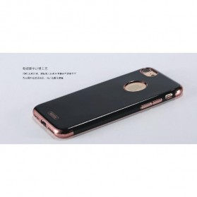 Remax Jerry Series Soft Case for iPhone 7/8 - Champagne Gold - 5