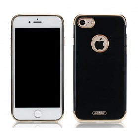 Remax Jerry Series Soft Case for iPhone 7 Plus - Champagne Gold