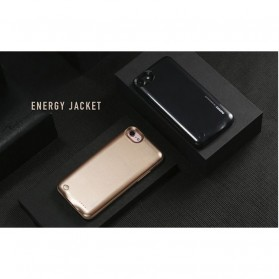 Remax Energy Jacket Power Bank Case 2400mAh for iPhone 7 - Black - 2