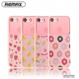 Remax A Cute Series TPU Case for iPhone 7/8 - Pink