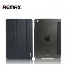 Remax Jane Series Leather Case for iPad Air 2 - Black