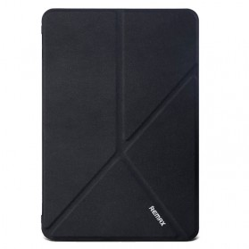 Remax Transformer Series Leather Case for iPad Mini 2 & 3 - Black