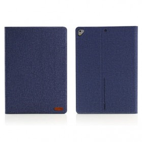 Remax Pure Series Flip Case for iPad 2017 - Blue