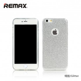 Remax Glitter Series Case for iPhone X - Silver