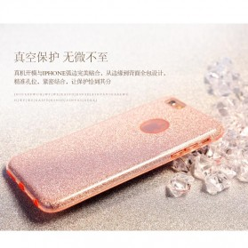 Remax Glitter Series Case for iPhone X - Silver - 3
