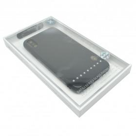 Proda Batili Series Protective Hard Case for iPhone X - Black - 4